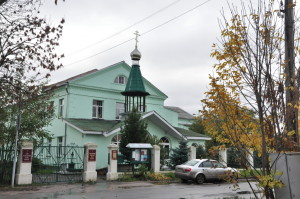 Свято-Тихвинский женский монастырь г.Гомель